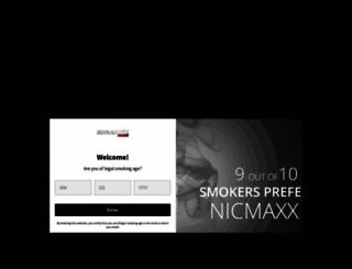 nicmaxxonline.com screenshot
