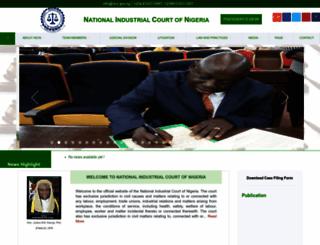 nicn.gov.ng screenshot