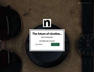 nicogum.com screenshot