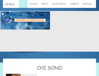 nicolaclarkbenessere.com screenshot
