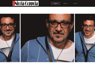 nicolacoppola.com screenshot