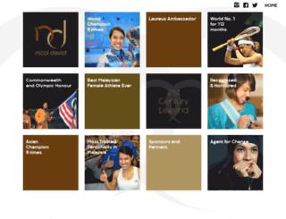 nicoldavid.com screenshot