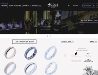 nicole.jewelry screenshot