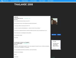 nicololo.uniterre.com screenshot