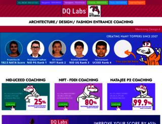 nid.dqlabs.in screenshot