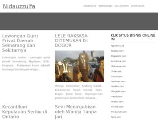 nidauzzulfa.blogspot.com screenshot
