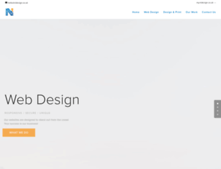 nidesign.co.uk screenshot