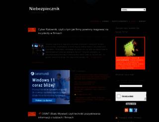 niebezpiecznik.pl screenshot