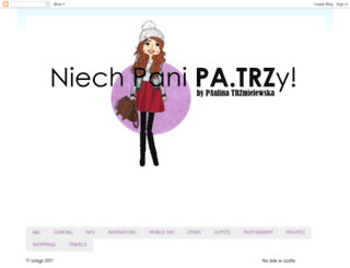 niech-pani-patrzy.blogspot.com screenshot