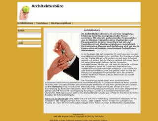 niedrigenergiehaus-hamburg.de screenshot