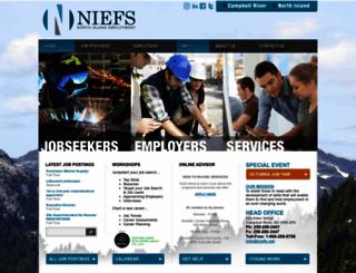 niefs.net screenshot