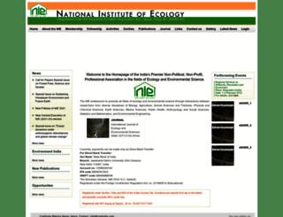 nieindia.org screenshot