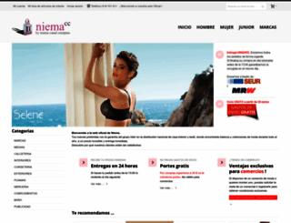 niema.com screenshot