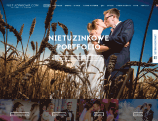 nietuzinkowa.com screenshot