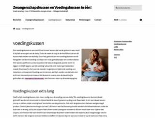 nieuw-kussen.nl screenshot