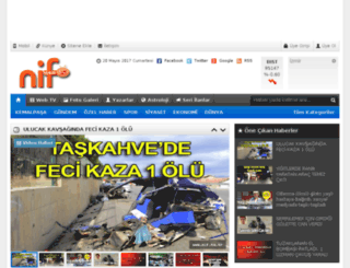 nif.tv.tr screenshot