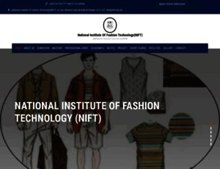 nift.edu.bd screenshot