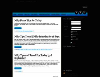 nifty-futures-tips.blogspot.com screenshot