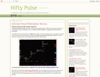 nifty-pulse.blogspot.in screenshot