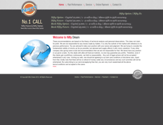 niftydream.com screenshot