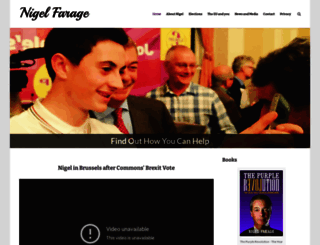 nigelfaragemep.co.uk screenshot