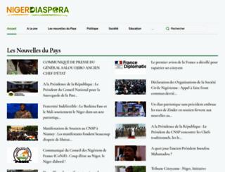 nigerdiaspora.net screenshot