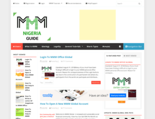 nigeria-mmm-guide.blogspot.com.ng screenshot