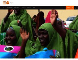 nigeria.unfpa.org screenshot