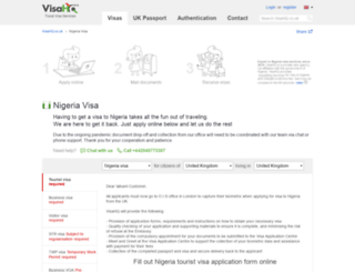 nigeria.visahq.co.uk screenshot