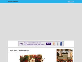 nigerian-news.com screenshot
