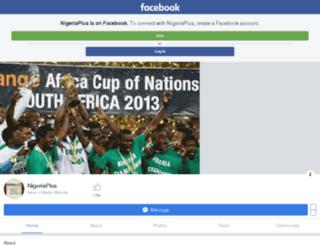 nigeriaplus.com screenshot