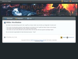 nightmare-pics.de screenshot