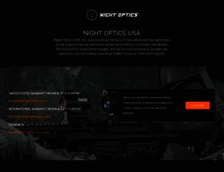 nightoptics.com screenshot