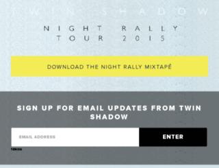 nightrally.twinshadow.net screenshot