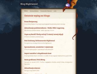 nightwood.net screenshot