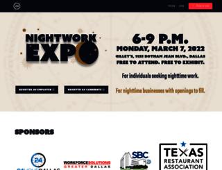 nightworkjobs.com screenshot