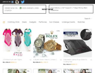 nightwow.com screenshot