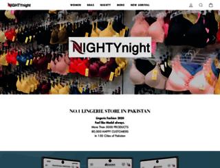 nightynight.pk screenshot