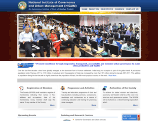 nigum.mpurban.gov.in screenshot