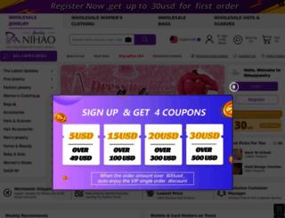 nihaojewelry.com screenshot