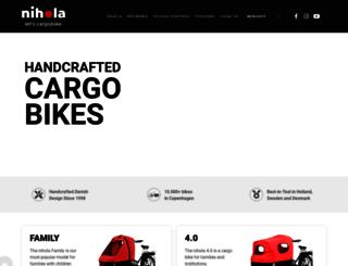 nihola.com screenshot