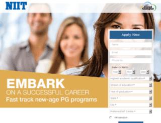 niitpgp.com screenshot