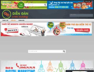 niittravinh.edu.vn screenshot
