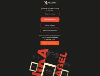 nika-nagel.ru screenshot