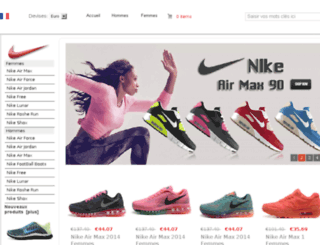 nikeclearance.co screenshot