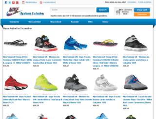 nikefreeschuher.com screenshot