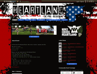 nikeheartland.runnerspace.com screenshot