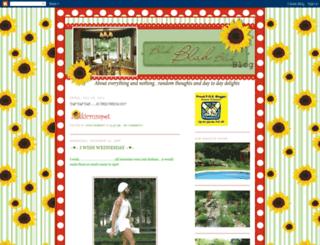 nikkicrumpet.blogspot.com screenshot
