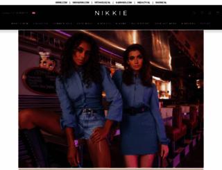 nikkie.com screenshot