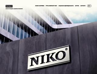 niko.ua screenshot